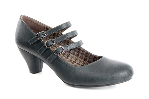 Work shoes in small sizes by Shoetastic
